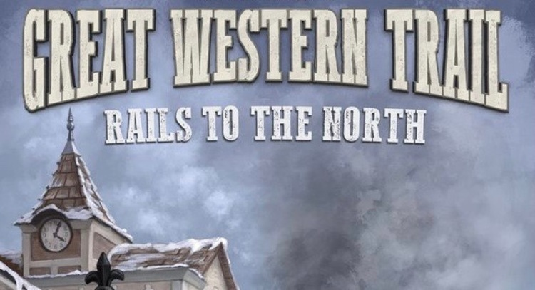Great Western Trail: Rails to the North by Eggertspiele