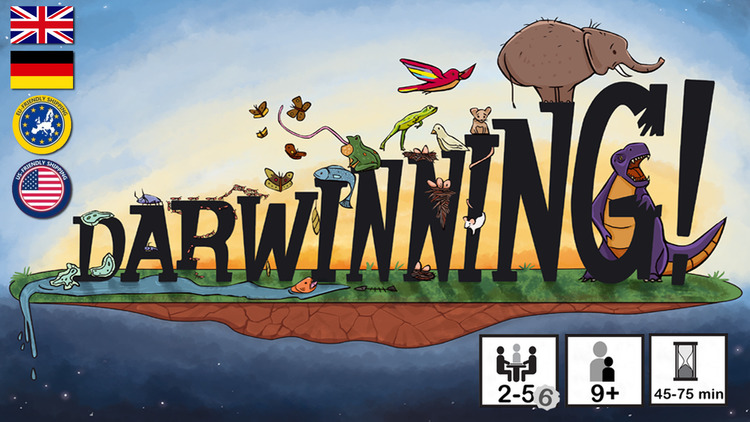 Darwinning! by Dragon Dawn Productions