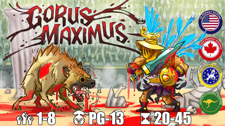 Gorus Maximus by Inside Up Games