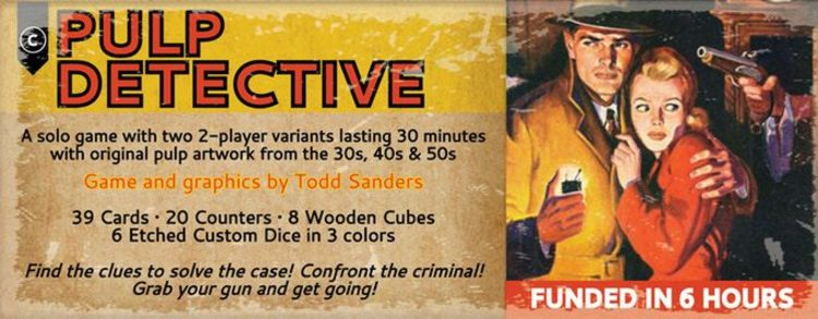 Pulp Detective by AVStudioGames