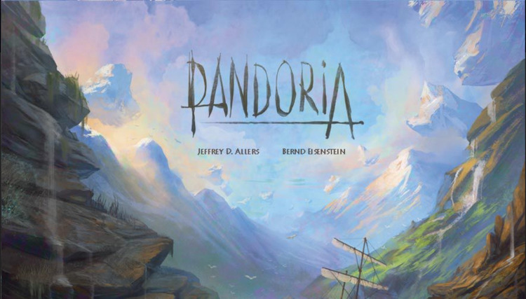 Pandoria by Iron Games