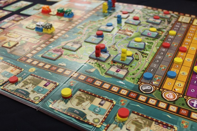 Coimbra by Plan B / Next Move Games