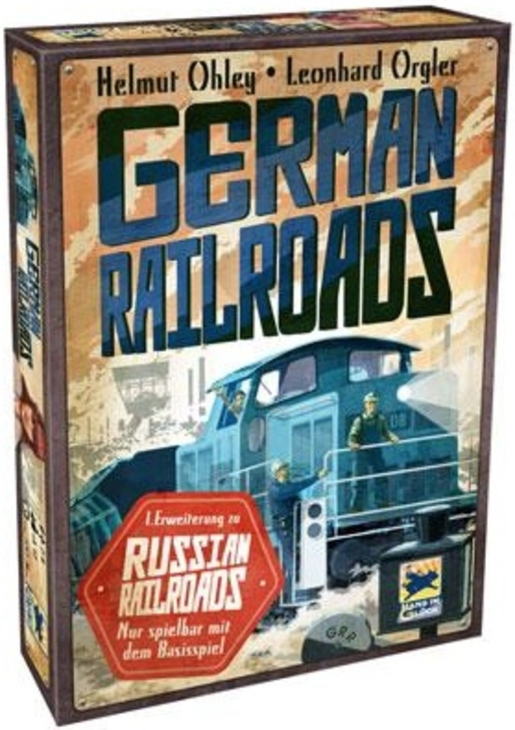 Essen Countdown: Day Two Germanrailroads