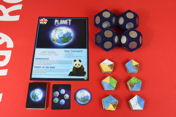 Full planet components