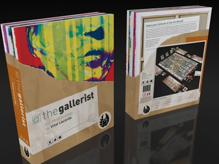 Essen Countdown: Day Three - Things I MUST play! Thegallerist