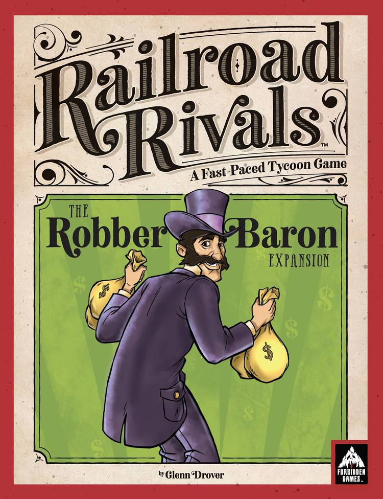 Railroad Rivals Barons
