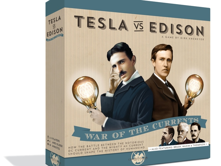 Essen Countdown: Day Three - Things I MUST play! Edison