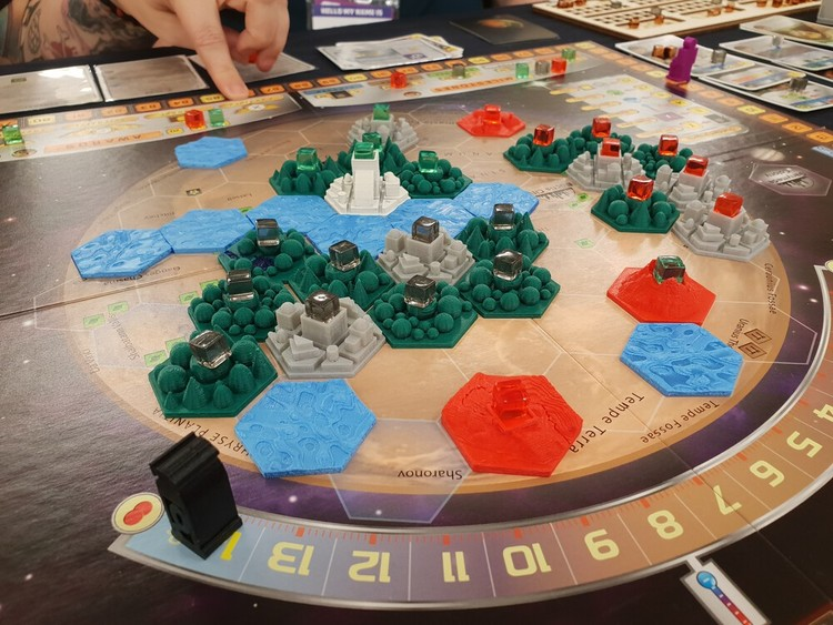 Full terraforming mars