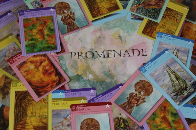Full promenade cover