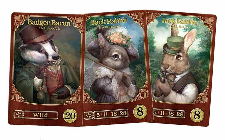 Raccoon Tycoon - Fat Cat Expansion Cards