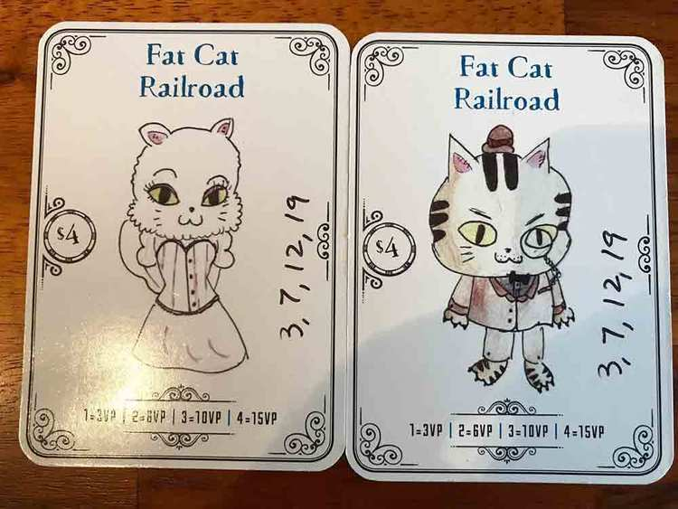 Raccoon Tycoon - Fat Cat Expansion Artwork