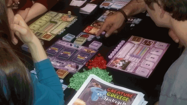 Best Of British - Essen Spiel 2015 Creaturecollege