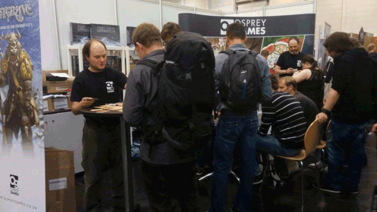 Best Of British - Essen Spiel 2015 Osprey