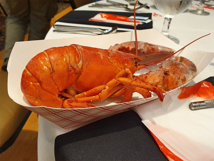 HeavyCon V Lobster