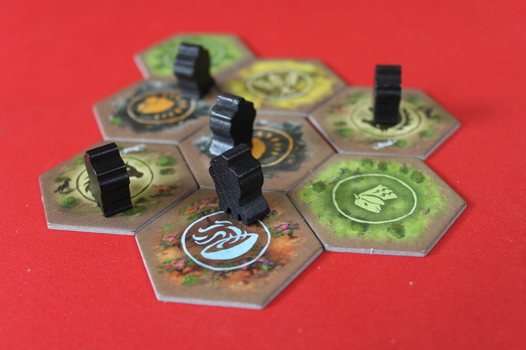 Tribes: Dawn of Humanity Tiles