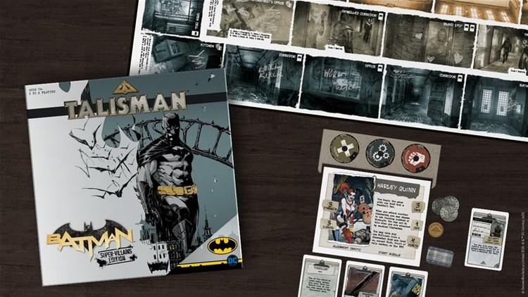GenCon 2019, Indianapolis - Essential Releases Batman