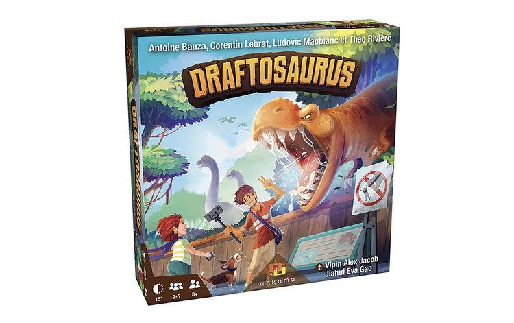 GenCon 2019, Indianapolis - Essential Releases Draftosaurus