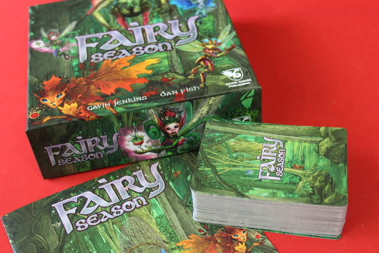 Full fairy season components