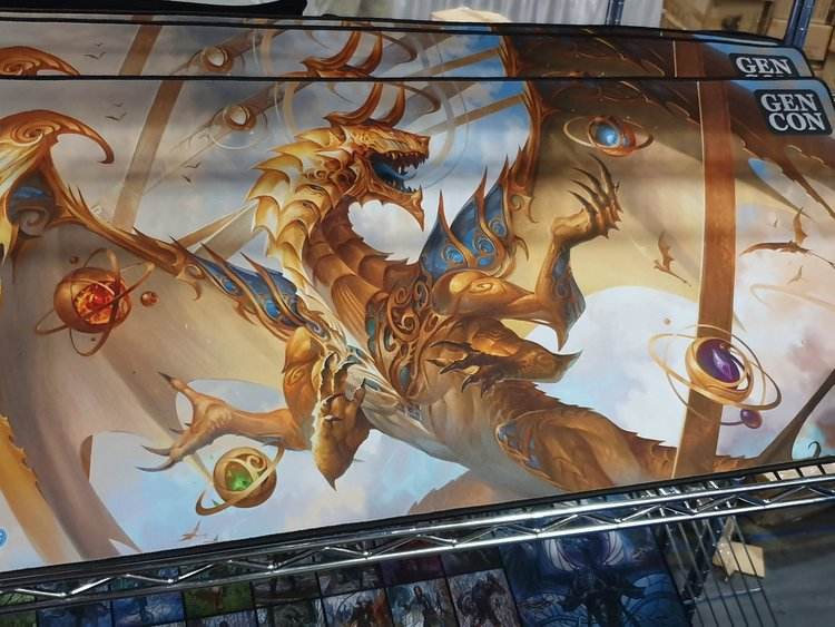 Magic The Gathering - Limited Edition Gen Con Playmat