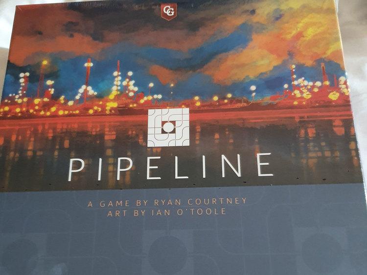 GenCon, Indianapolis 2019 Pipeline