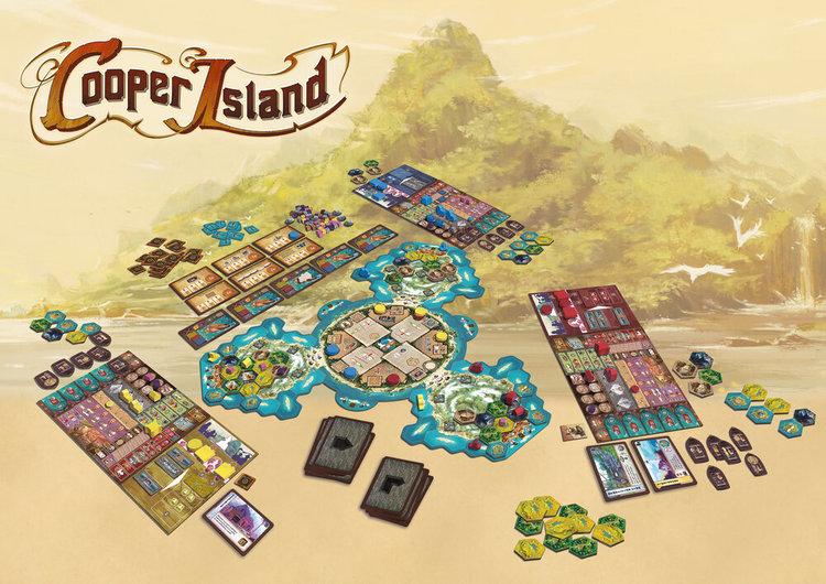 Full cooper island
