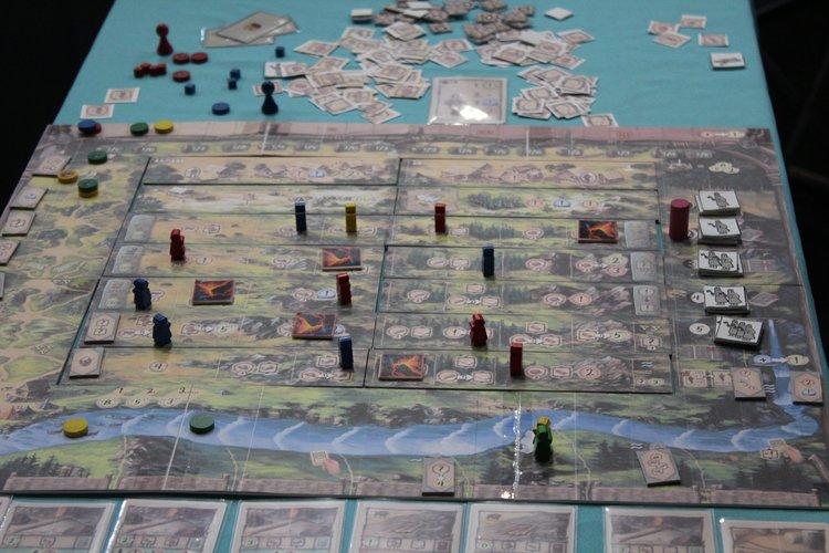 Spiel 2019, Essen - ESSENtial Releases Terramara
