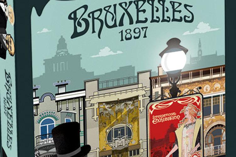 Spiel 2019, Essen - ESSENtial Releases Bruxelles