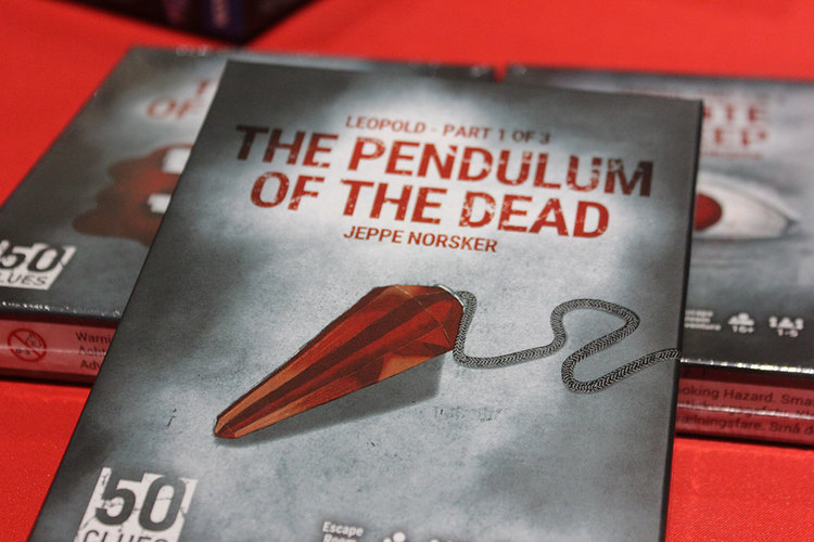 Full pendulum of the dead
