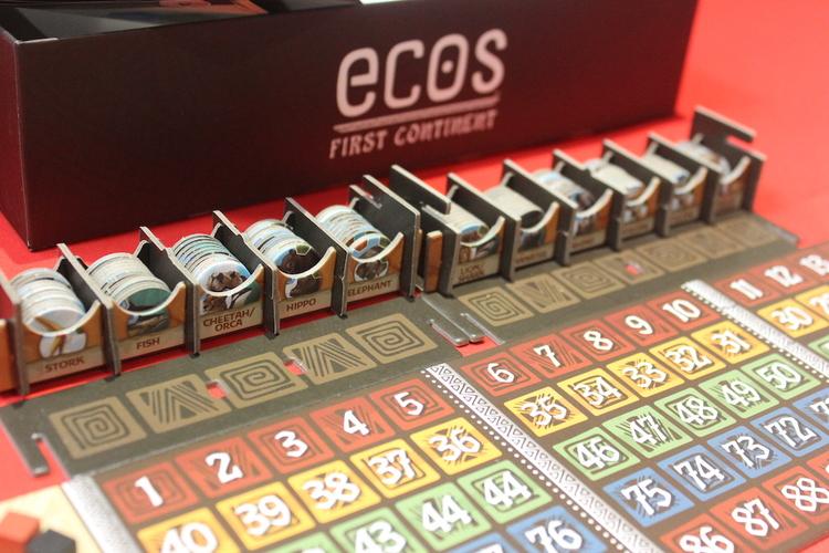 Ecos Scoretrack