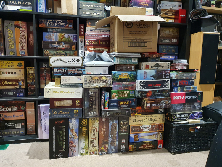 End of Year Musings Unplayed