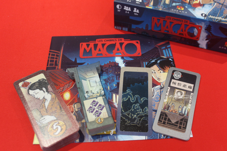 Shadows of Macao Component