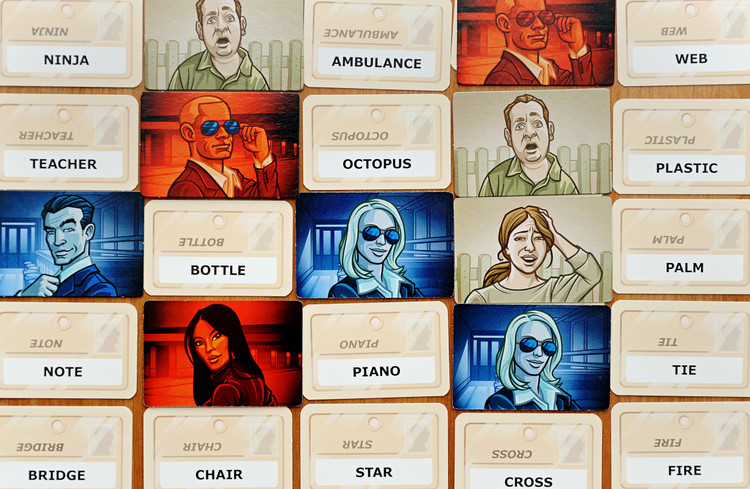 Games You Should Play Over Christmas Codenames