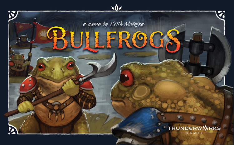Full bullfrogs