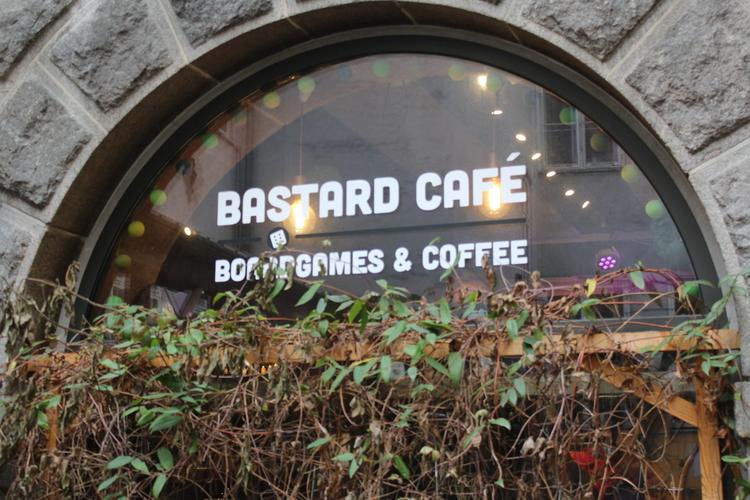 Bastard Cafe