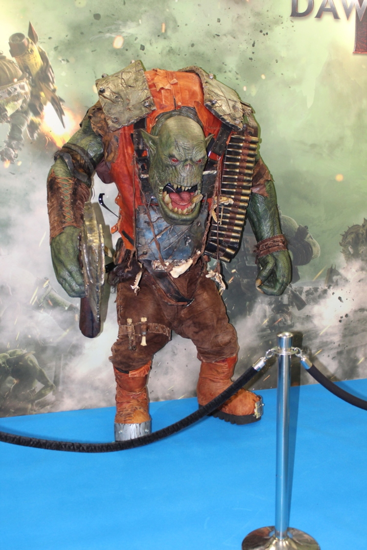 Orc from Dawn Of War III