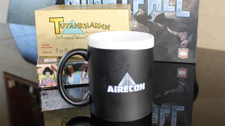 THE Airecon Mug