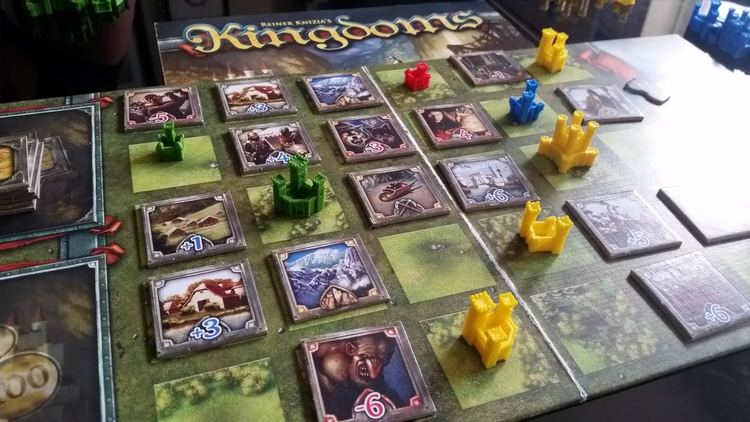 5 for the 5th - Most Played Kingdoms