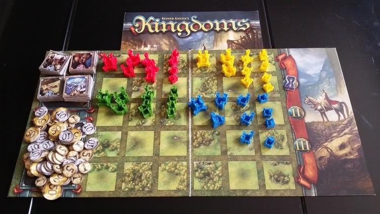 Kingdoms Components