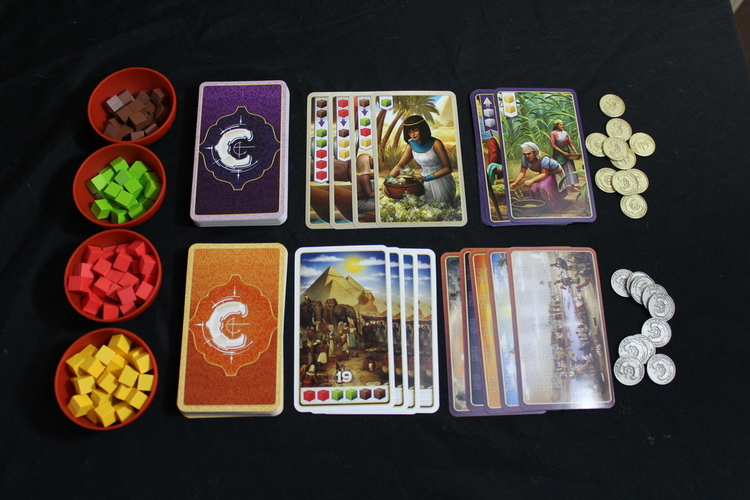 Century: Spice Road Component
