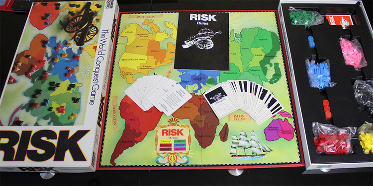 Risk (1973)