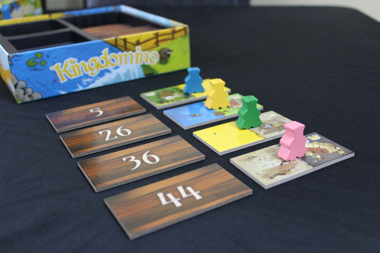 Kingdomino Roundexample