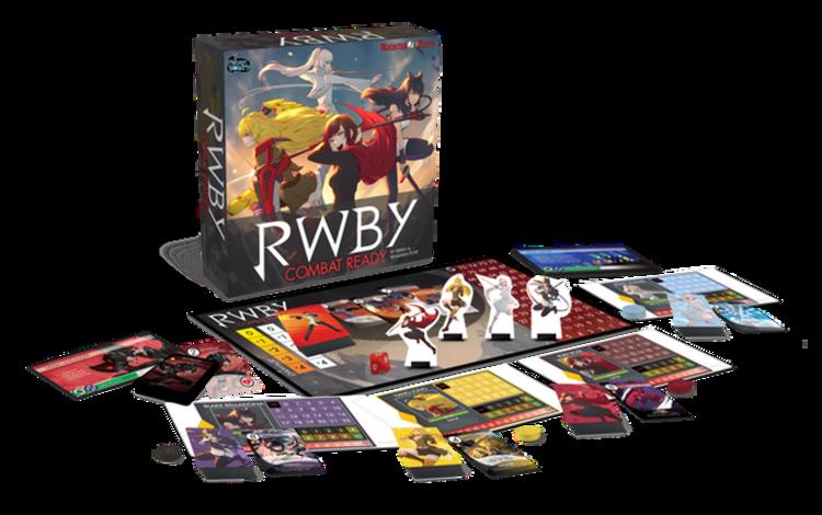 Kickstarter Round-up - October Rwby