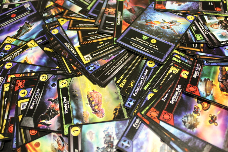 Star Realms by White Wizard Games