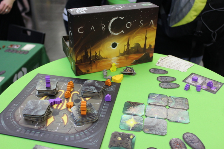 Carcosa by One Free Elephant