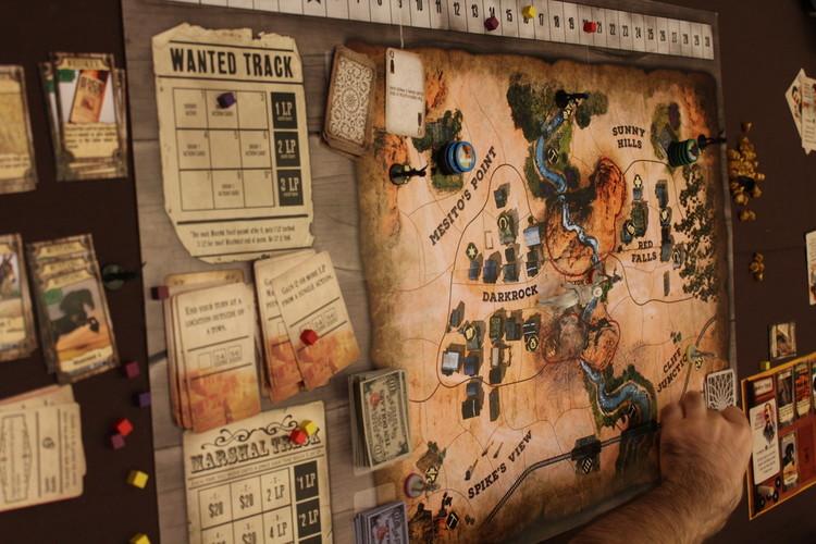 Kolossal Games Board