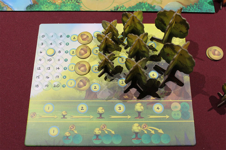 Photosynthesis Playerboard