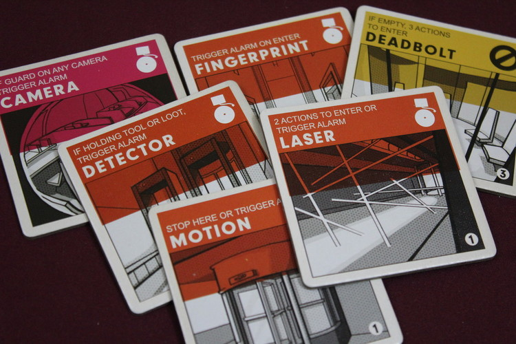 Burgle Bros Alarms