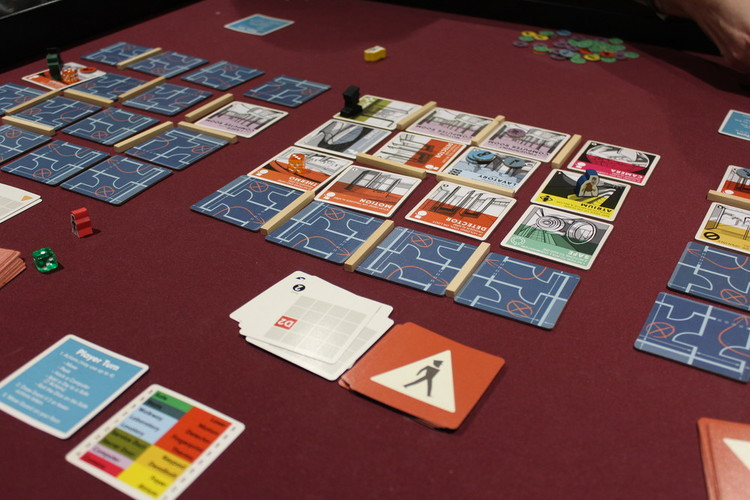 Burgle Bros Gameplay