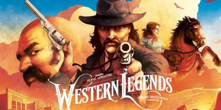 New Year, New Things! Westernlegends