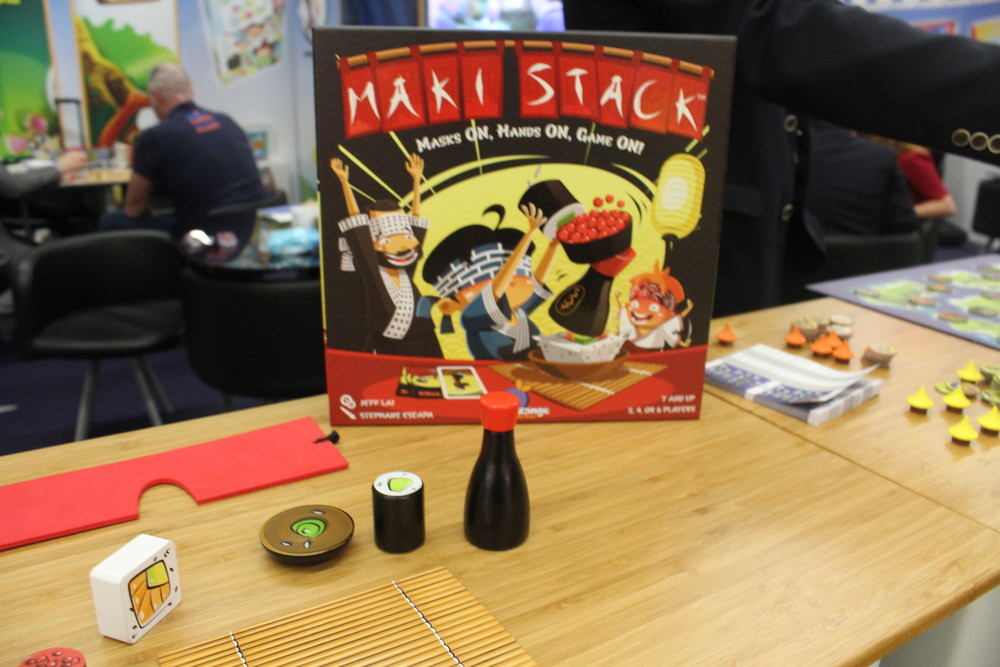 Maki Stack - Everything you need to make Sushi out of cardboard
